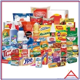 caixa cestas básica personalizada Jaraguá