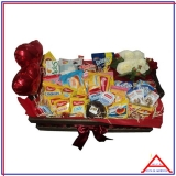 cesta básica de alimentos grande encomenda Parada Inglesa