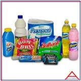 cesta básica material de limpeza valor Centro
