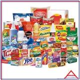 cesta de alimentos completa encomenda Glicério