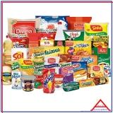 cesta de alimentos mensal para 2 pessoas encomenda Campo Grande