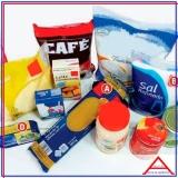 cesta de alimentos para funcionários Caieras