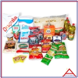 cesta grande natalina para doação valor Cambuci