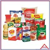 cesta para doação Perus