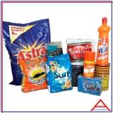 cesta produtos de limpeza valor Aclimação