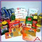 cestas básica mensal para 2 pessoas Grajau