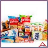 cestas básica para quatro pessoas Campo Belo
