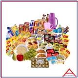 cestas de alimentos mensal Luz