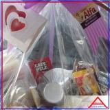 cestas de alimentos supermercado Santo André