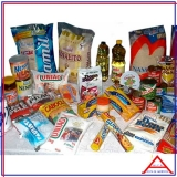 compra de cesta básica Vila Mazzei