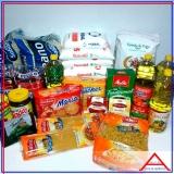 comprar cesta básica de alimentos para doação Interlagos