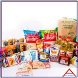 comprar cesta básica de doação Brás