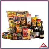 comprar cesta de natal entrega a domicílio Rio Pequeno