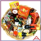 comprar cesta de natal para ceia Vila Albertina