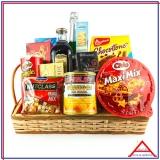comprar cesta de natal para funcionários Santo Amaro