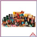 comprar cesta de natal para sorteio Ibirapuera