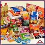 empresa que faz cesta básica para 30 dias Vila Cruzeiro
