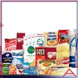 empresa que monta cesta básica de doação Jabaquara