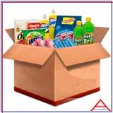 empresa que vende cesta básica limpeza Pompéia