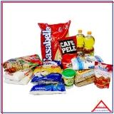 onde comprar cesta básica de alimentos Parque Anhembi
