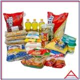 preço da cesta de alimentos supermercado Vila Marisa Mazzei