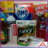 produtos de limpeza cesta básica orçamento Engenheiro Goulart